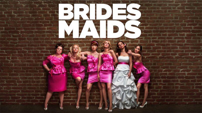 Bridesmaids Netflix