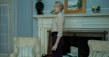 Claire Underwood trailer House of Cards