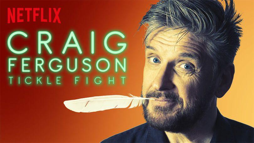 Craig Ferguson Netflix