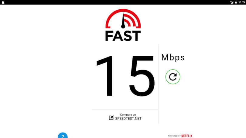 FAST Speedtest