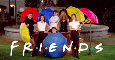 Friends januari Netflix Nederland