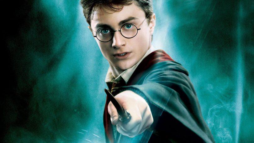Harry Potter films Netflix