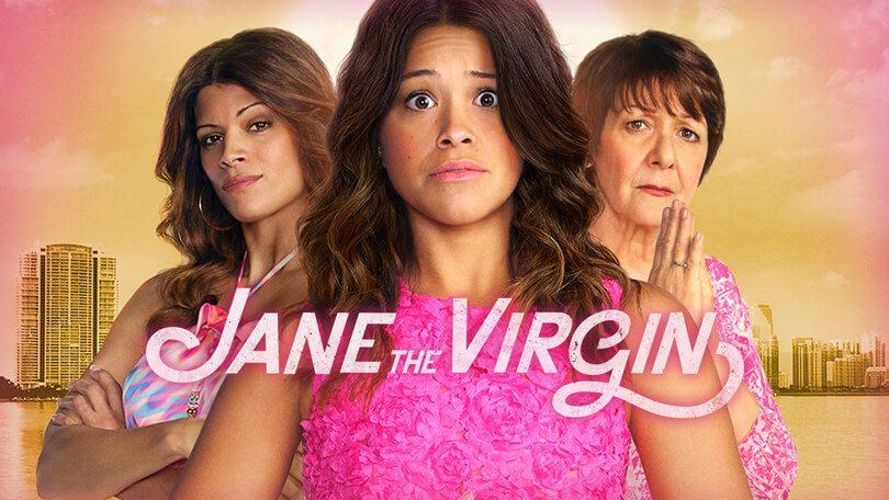 Afbeeldingsresultaat voor jane the virgin netflix