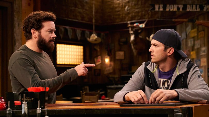 Danny Masterson uit The Ranch Netflix