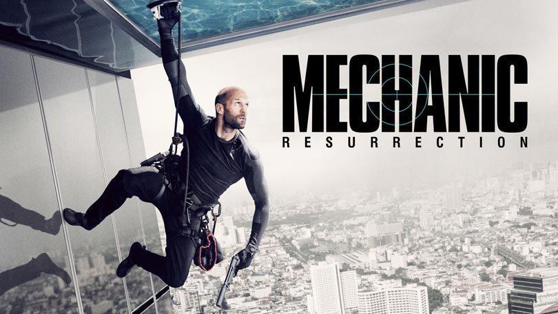 Mechanis Resurrection Netflix