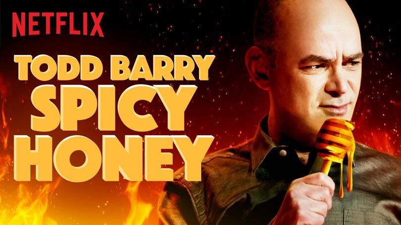 Todd Barry Spicy Honey Netflix