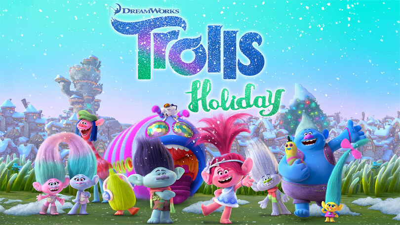 Dreamworks Trolls Holiday Dvd >> Trolls - Vakantiespecial (2017) - Netflix Nederland - Films en Series on demand