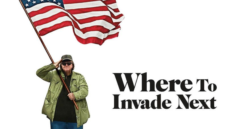 Where To Invade Next Netflix