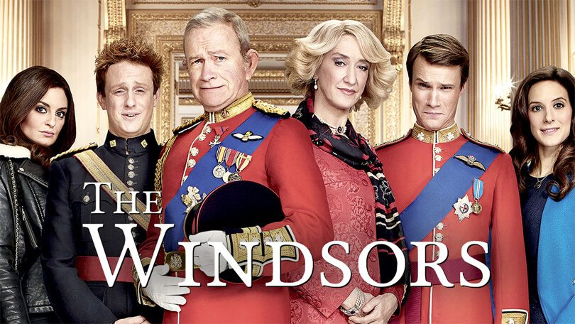 The Windsors Netflix