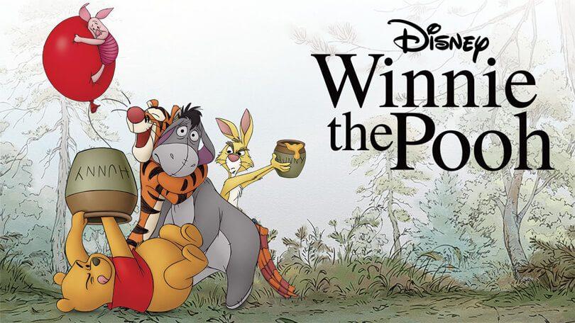 Winnie the Pooh Netflix