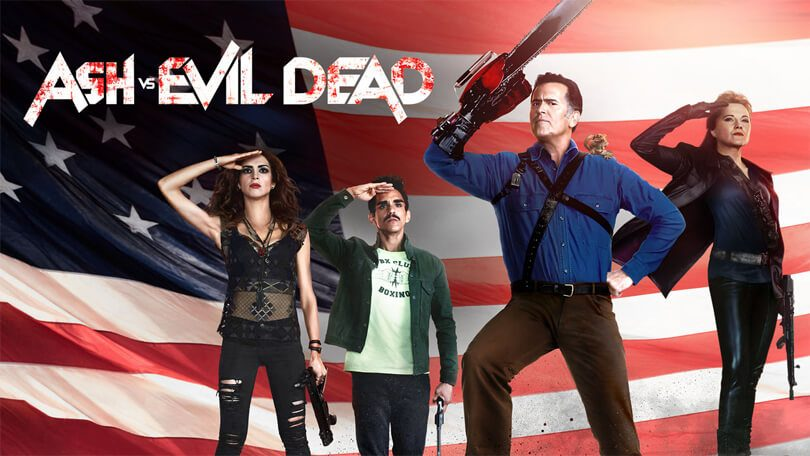 Ash vs. Evil Dead gecanceld