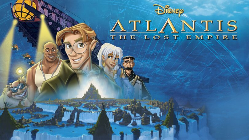 Atlantis De Verzonken Stad