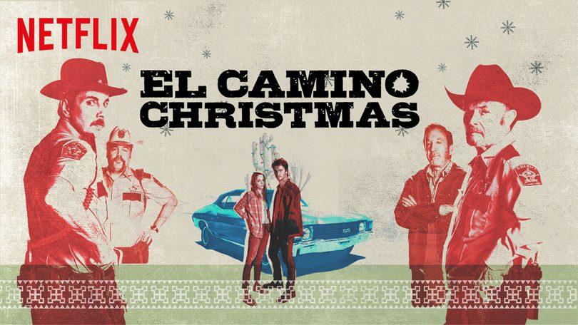 El Camino Christmas Netflix