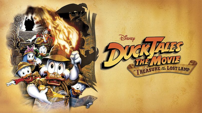 Ducktales the Movie 2009 Netflix