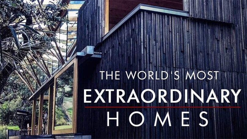 Extraordinary Homes Netflix