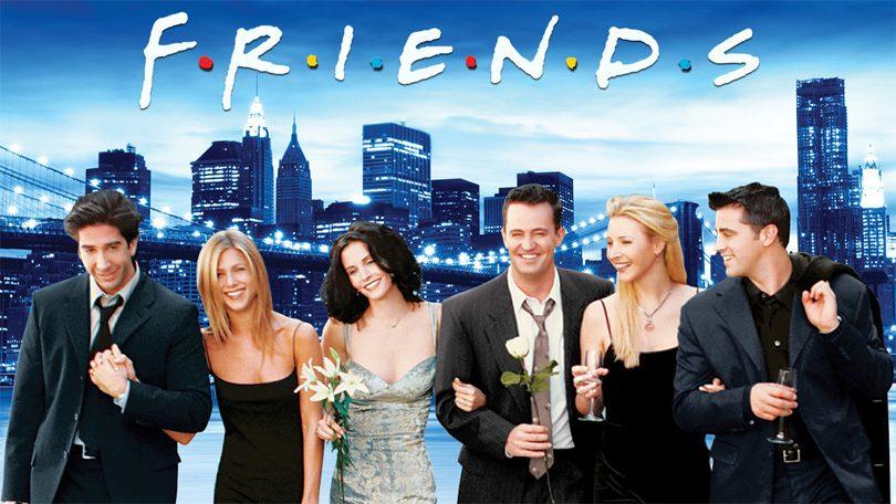 Friends Netflix Nederland