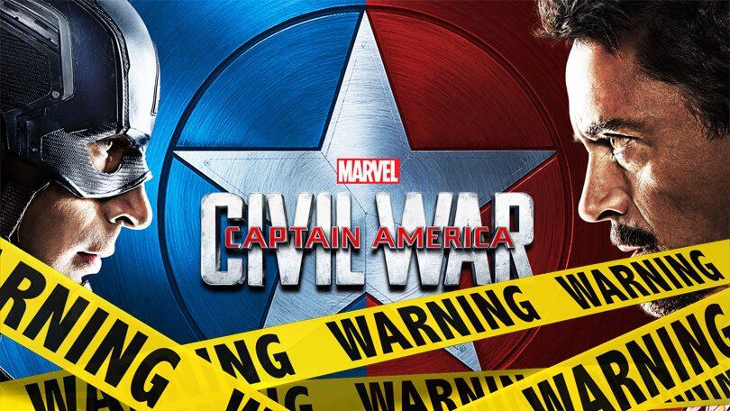 Verwijderalarm Captain America Zoals Verwacht In De Lijst Netflix