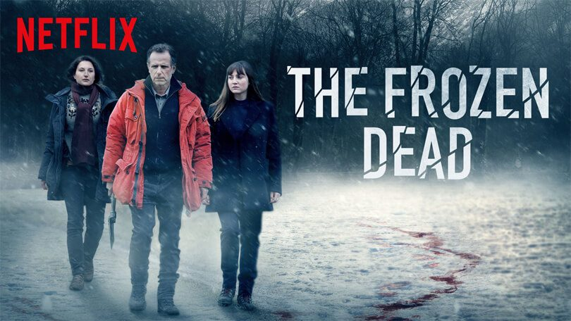 The Frozen Dead Glacé Netflix