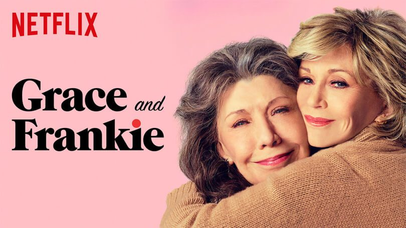 Grace and Frankie Netflix seizoen 5