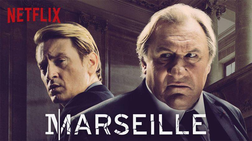 Marseille seizoen 2 Netflix