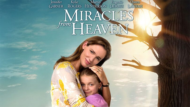 Miracles from Heaven Netflix