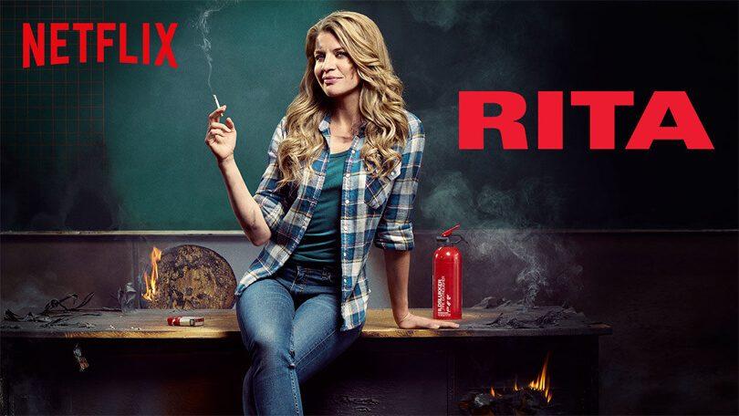 Rita seizoen 4 Netflix