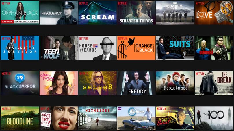 Te Verschijnen Series Op Netflix