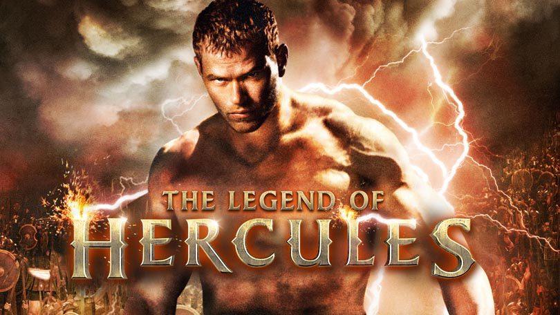 The Legend of Hercules Netflix