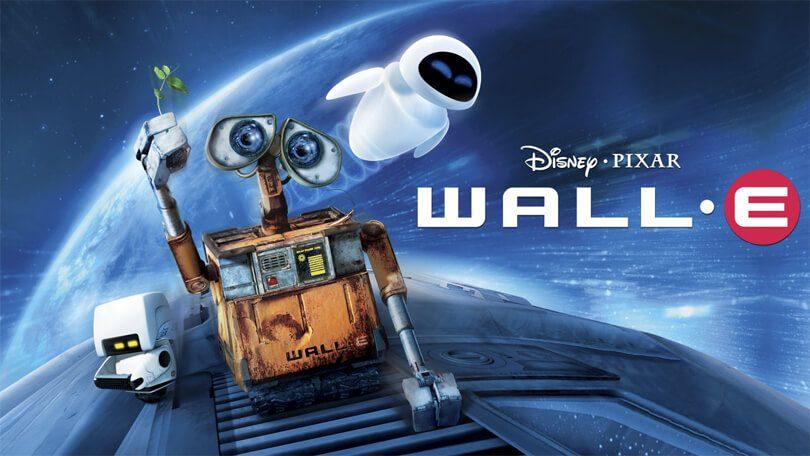 WALL-E Netflix Nederland