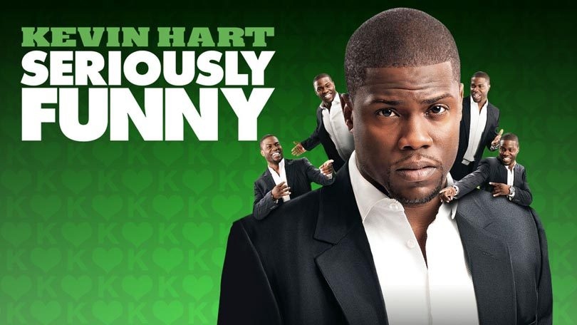 kevin hart seriously funny netflix