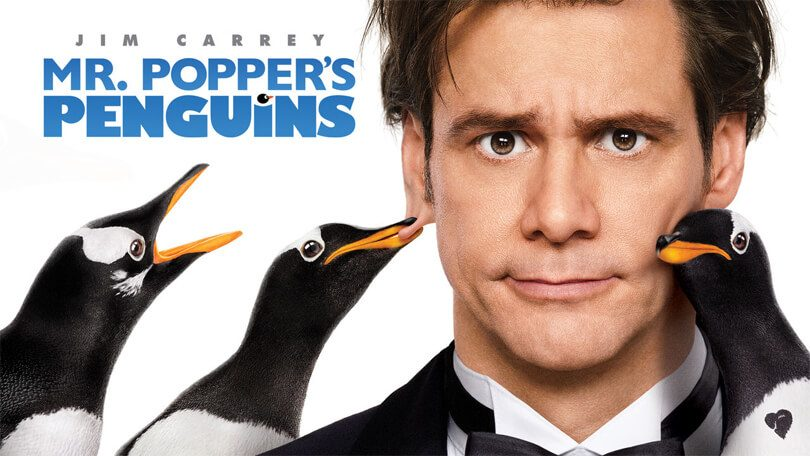 mr popper penguins