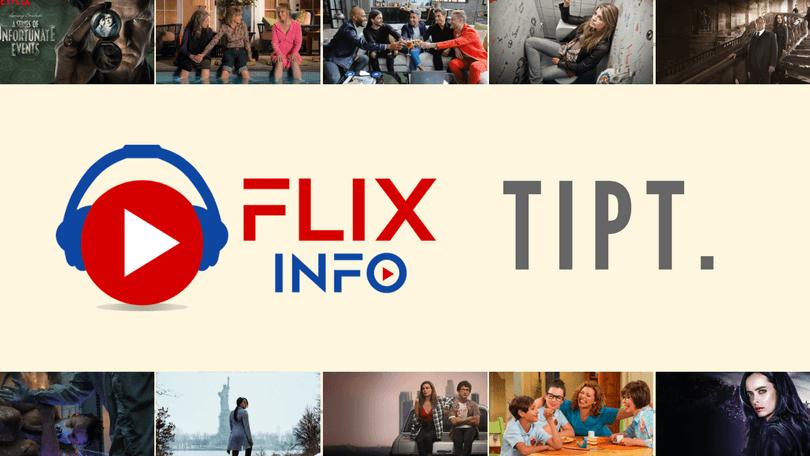 10 series voorjaar 2018 netflix