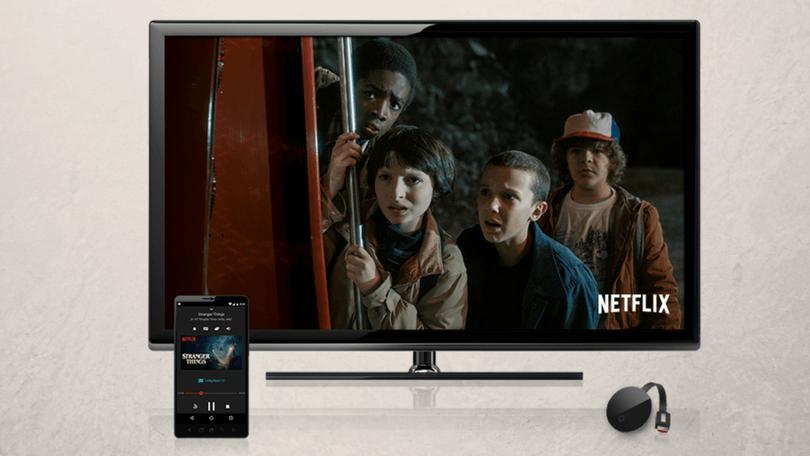 4K aanbod Netflix