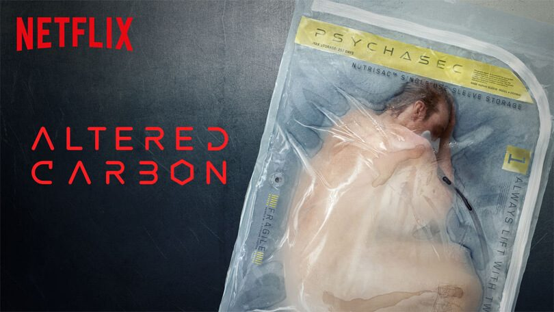 Altered Carbon Netflix seizoen 2