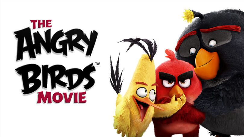 Angry Birds Movie The Netflix