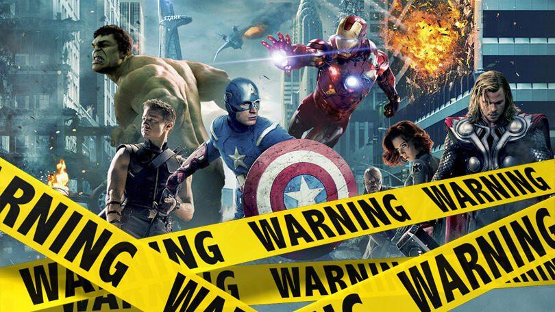 Avengers Netflix Verwijderd 2018