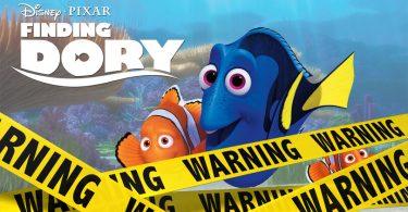 Finding Dory Verwijderd Netflix