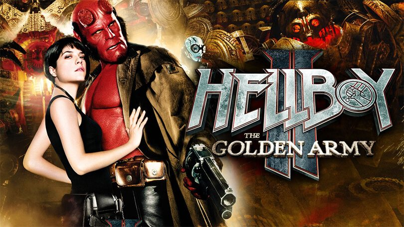 Hellboy II Netflix