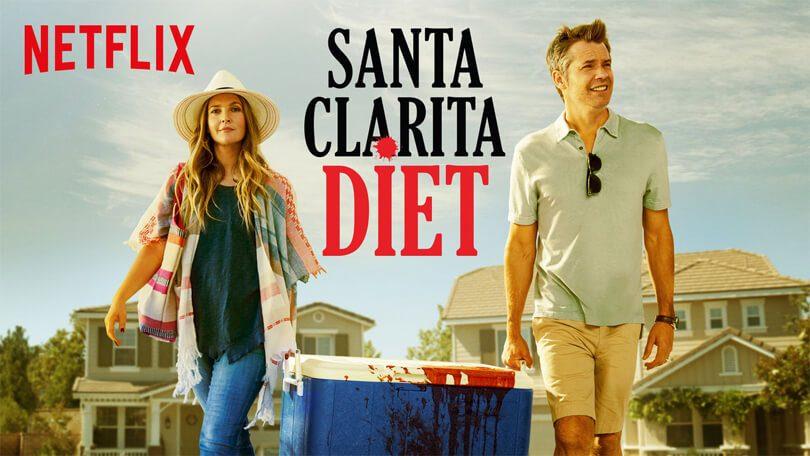 Santa Clarita Diet seizoen 2 Netflix (1)