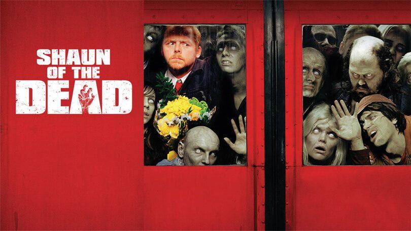 Shaun of the dead Netflix
