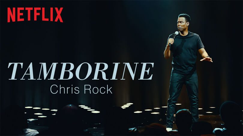 Tamborine Chris Rock Netflix