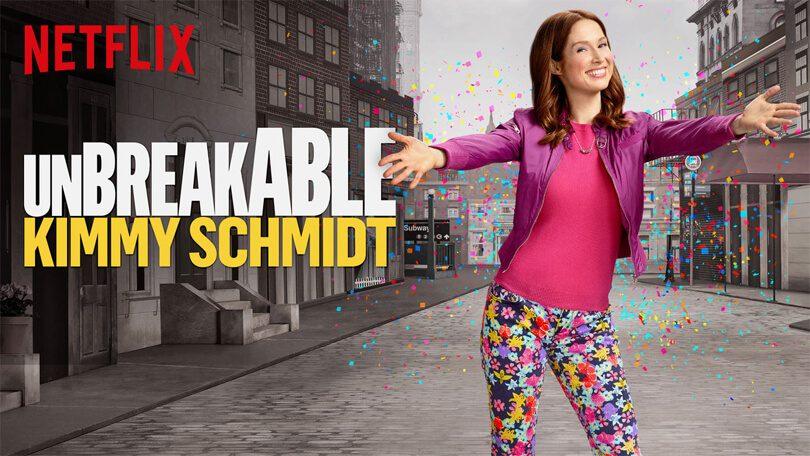 Unbreakable Kimmy Schmidt seizoen 4 Netflix