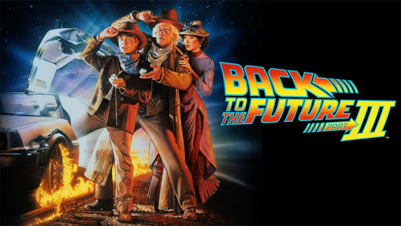 back to the future 3 Netflix