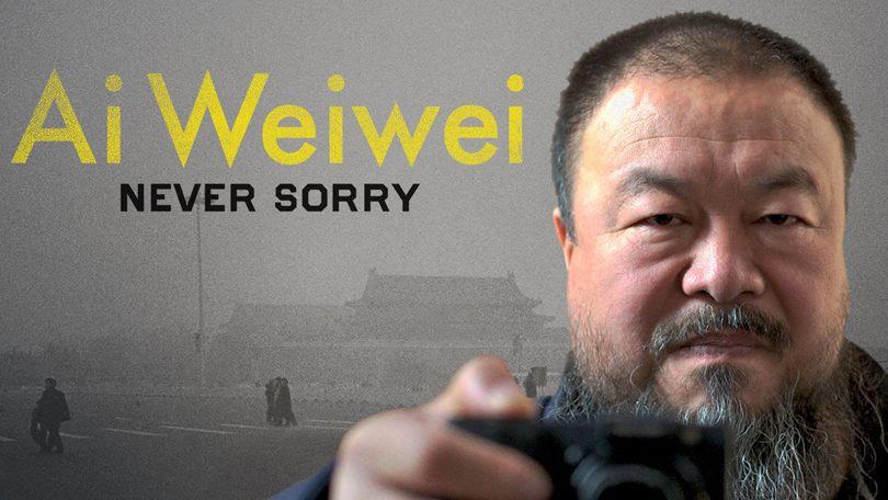 Ai Weiwei Never Sorry Netflix
