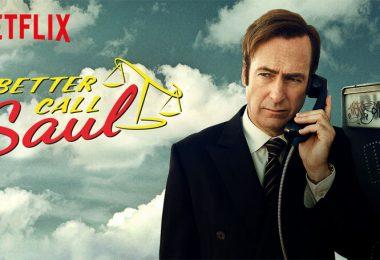 Better Call Saul seizoen 4 Netflix