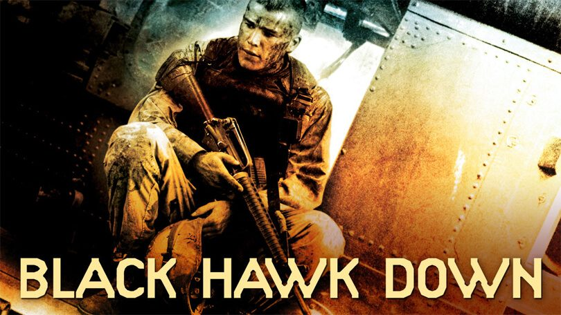 Black Hawk Down Netflix