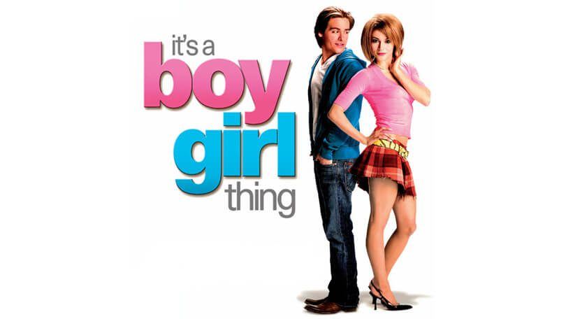 It's a boy girl thing netflix