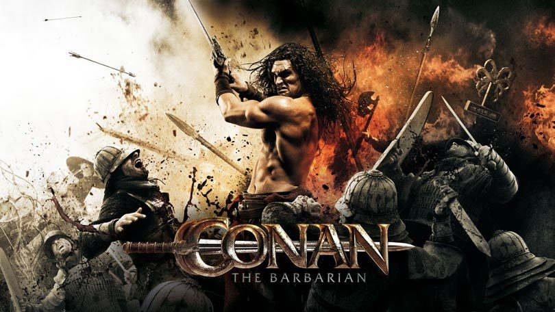 Conan the Barbarian Netflix