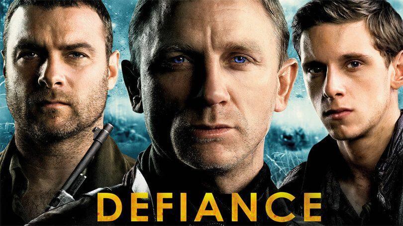 Defiance Netflix
