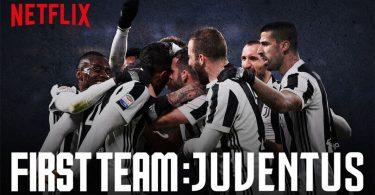 First Team Juventus docu